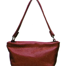 〈アッカーマン〉牛革ハンドバッグ(V14-L17)