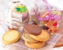 〈ミュゼ ド モーツァルト〉ナチュラルクッキーキューブ
