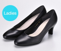 〈婦人靴〉〈Riz〉ラフィーネ 6240