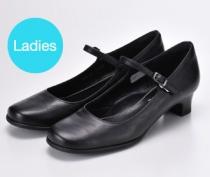 〈婦人靴〉〈リーガル〉パンプス(6669)