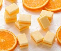 オレンジサンドバウム