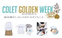 COLET GOLDEN WEEK