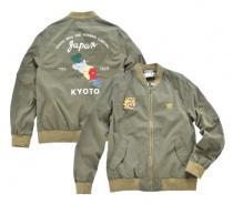 〈2階インフォメーション〉〈KYOTO CITY〉スーベニアジャケット