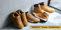〈ABCマート メガステージ〉WHEAT Color Collection