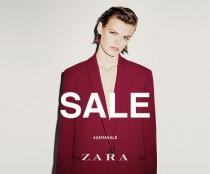 〈ZARA〉UP TO 50%OFF