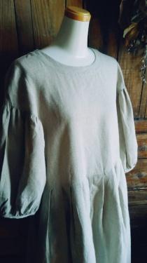 〈なごみスタイル〉〈なごみスタイル〉スプリングイベント リネンの服工房「Happy Dot」春の新作展