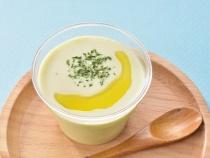 〈スカッサカッツィ〉季節のお野菜の冷製ポタージュ